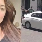 Detenida Carolina Barrero mientras intentaba salir de su vivienda (+ VIDEO)